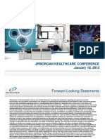 JPM Healthcare FINAL Danaher