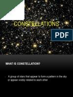 Constellations Ssss