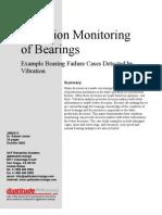 Vibration Monitoring of Vibrations
