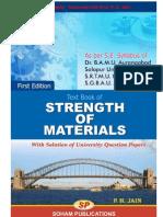 Text book of Strength of Materials_P.H.Jain