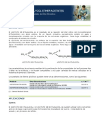 Glycol Ether Acetate Organic Inter Esp