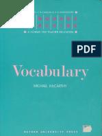 McCarthy1990 Vocabulary
