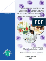 Manual Normas Operativas Chagas Cronico Infantil