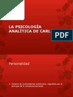 LA PSICOLOGÍA ANALÍTICA DE CARL JUNG