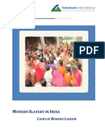 Modern Slavery in India Bonded Labour Cases FINAL 17 Sept 2012