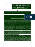 Muhammad the Hagarene Massenger