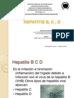 Presentacion de Hepatitis Bcd
