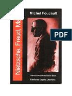 Nietzsche, Freud e Marx - Michel Foucault