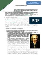 Taxonomia y Momenclatura