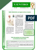 Boletín del DIMI #25 del mes septiembre de 2013