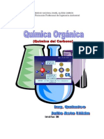 Química Orgánica, Julio Liñán.