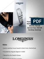 Longines HRP