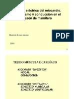 Bases Fisicas de La Electrocardiografia