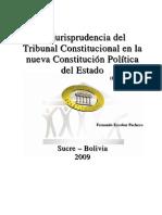 La Jurisprudencia Del TC en La NCPE