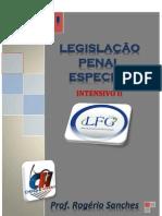LEGISLAÇÃO PENAL ESPECIAL- Rogério Sanches