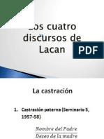 Los Cuatro Discursos de Lacan