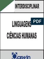 1ª AULA - Linguagens e Ciências Humanas