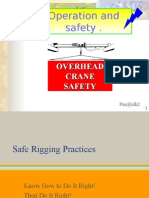 Overhead Crane Safety