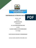 Ciclo de Conferencias La Ley Dela Usura