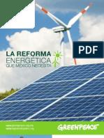 La Reforma Energetica
