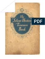 "The ""Silent Hostess"" Treasure Book.  1931"