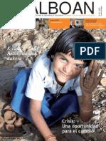 Revista de solidaridad ALBOAN (Invierno 2008)