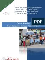Plan de Negocios Trabajo Para Todos Trabajo-Formato Jem-01!07!2012