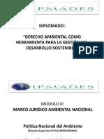 LECCION 2-Politica Nacional Del Ambiente
