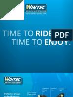 Wintec Brochure 2011