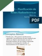 1aPlanificación de Redes Radioeléctricas