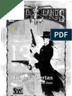 Dead Lands - Libro Básico