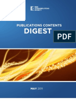 2011 May Pubs Digest