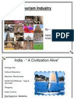 21817952 Tourism Industry Ppt