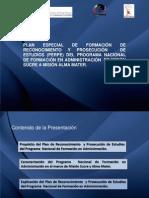 Presentacion Del PERPE-PNFA