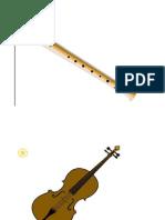 Dibijos Piano Flauta Violin