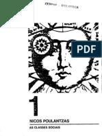 Poulantzs - As Classes Sociais