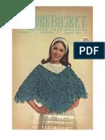 The Workbasket and Home Arts Magazine.  January 1968