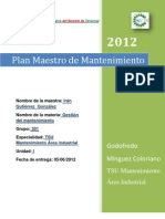 Gestion Del Mantenimieto