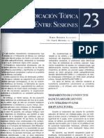 Capitulo 23 - Medicacion Topica Entre Sesiones- Leonardo