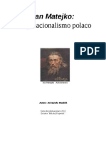 Jan Matejko. Arte y nacionalismo polaco