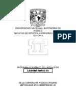Programa Laboratorio 3