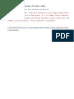 Curso de Direito Ambiental Aulas 1 a 12 Completo