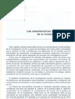 Ok Las Caracteristicas Fundamentales de La Investigacion Accion