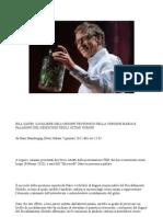 Bill Gates, Cavaliere Ell'Ordine Teutonico Della Vergine Maria e Paladino Del Genocidio Degli Ultimi Uomini Fdm