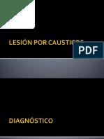 LESIONES ESOFAGICAS POR INGESTA DE SUSTANCIAS CORROSIVAS.pptx