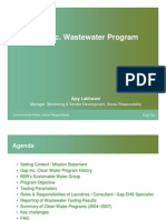 10 Wastewater