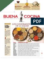 BS Buena Cocina_los Condimientos