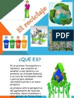 Reciclaje- Higiene y Seguridad
