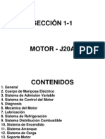 1-1 Motor J20