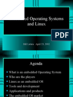 EmbeddedLinuxTalkUniForum
